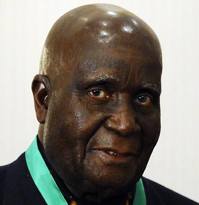 Former Zambia president Kaunda hospitalised - World - Business Recorder