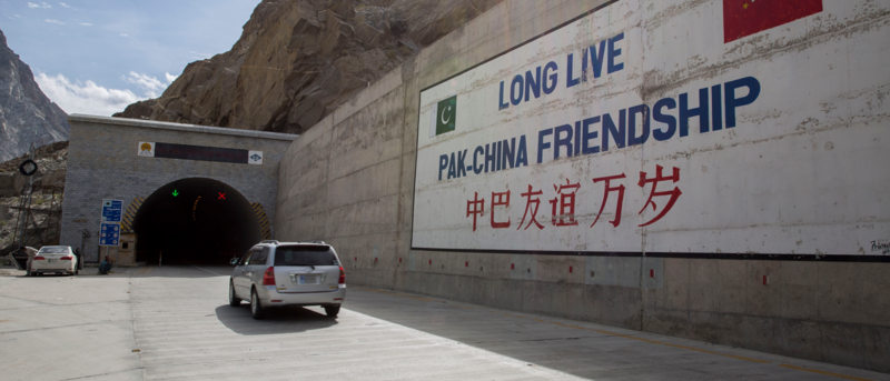CPEC was never intended to become a passage from Xinjiang to Gwadar, claims report