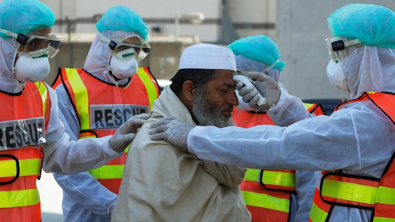 Second wave: Pakistan sees lowest death toll in a day since November after 23 die from COVID-19