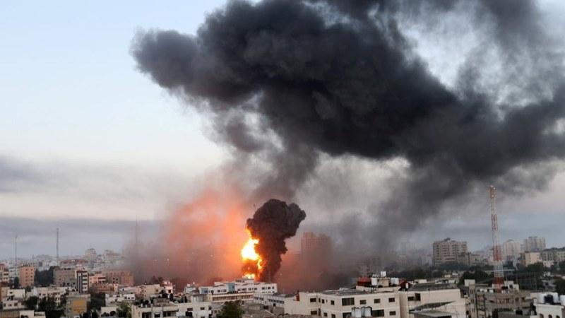 Top Hamas commanders killed by Israeli airstrikes