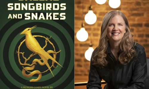 New 'Hunger Games' book sells more than 500,000 copies in first week