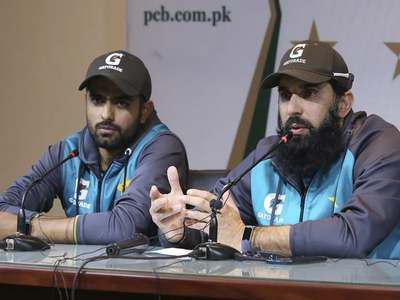 Babar best suited to lead Pakistan in limited overs: Misbah