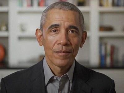 Former US President Obama praises protests, condemns violence