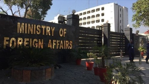 Pakistan summons senior Indian diplomat