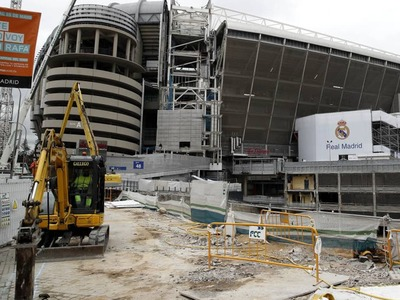 Real Madrid to play remaining home games at their training facility