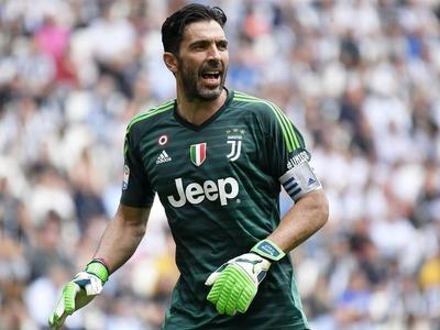 Legendary Buffon has no desire to quit football in near future