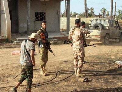 Ceasefire talks resume in Libya: UN