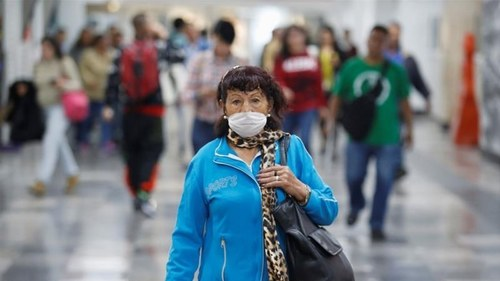 Mexico overtakes US coronavirus daily deaths, sets records