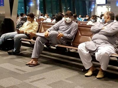123 passengers from Saudi Arabia have tested positive for coronavirus: Murtaza Wahab