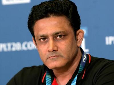 Spinners have chance to shine during saliva ban: Anil Kumble