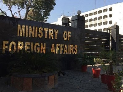 Pakistan rejects India's malicious allegations; warns world about role of spoilers within, outside Afghanistan