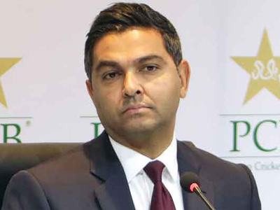 Wasim Khan to donate PKR1.5m to the PCB Welfare Fund