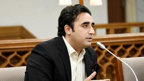 Bilawal should speak about performance of Sindh govt: Ali Muhammad Khan