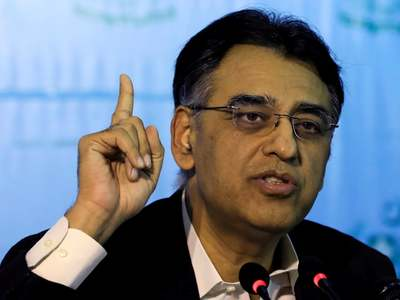 Arresting virus spread is top priority: Umar
