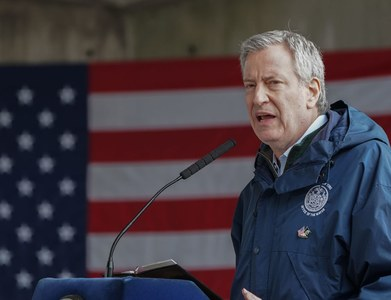 New York mayor lifts curfew ahead of pandemic 'reopening'