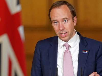 Anti-racism protests undoubtedly increase risk of coronavirus spread: UK health minister