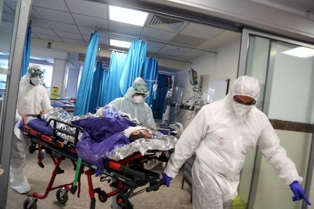 Virus deaths top 400,000 as Latin America infections rise