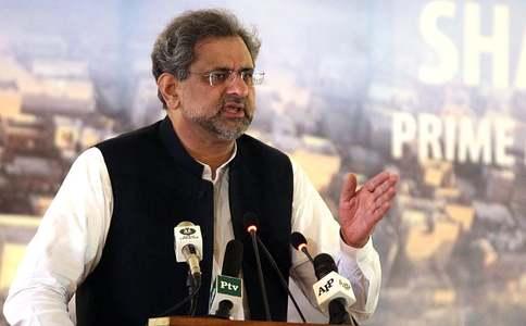 Shahid Khaqan Abbasi tests positive for coronavirus