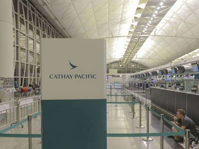 Cathay Pacific unveils US$5 billion bailout plan