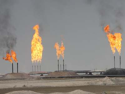 About 33pc natural gas output shut in US Gulf after storm