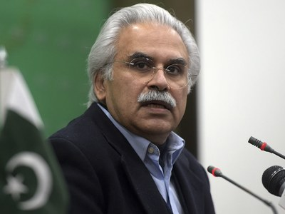 Testing capacity increases, safety measures implemented to control COVID-19 cases in Pakistan: Dr Mirza