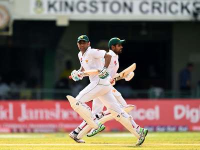There can't be a better feeling to have the geniuses of Misbah, Younis: Babar