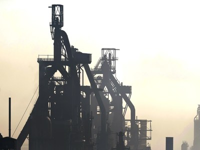 Mexico industrial production plummets to historic low