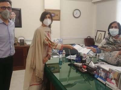 HLT donates ventilator for needy COVID-19 patients