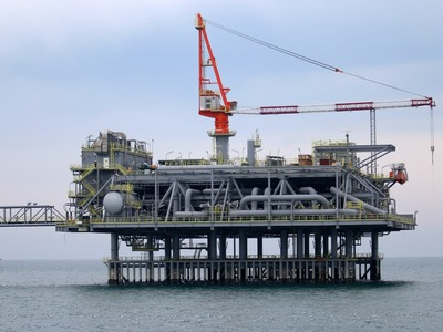 US Gulf offshore oil production down 13pc after Cristobal