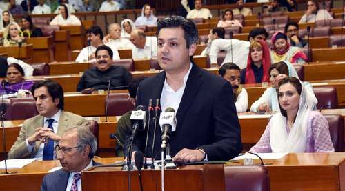 Budget 2020-21: No new taxes imposed as Hammad Azhar presents 'corona-budget'