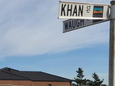 Streets in Melbourne named after Pakistan cricketers