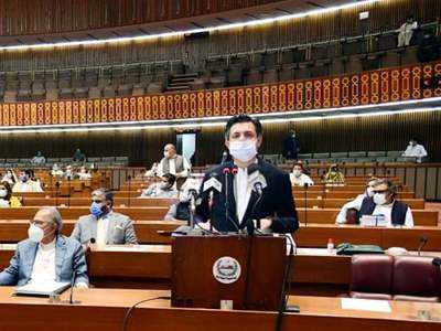 Govt presented balance budget in difficult situation of COVID- 19: Hammad Azhar