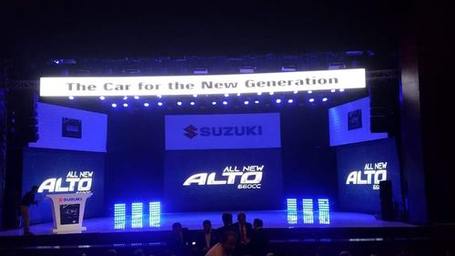 Pak Suzuki resumes operations
