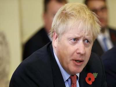 Britain's Johnson, EU chiefs seek Brexit talks reboot
