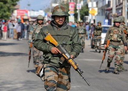 At least 20 Indian soldiers including a Colonel killed during clashes with China at Gulwan