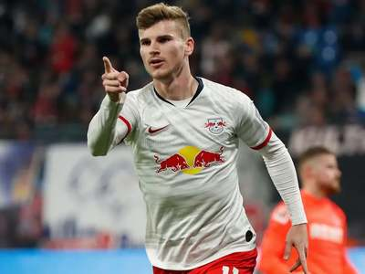 RB Leipzig may play Champions League without Werner