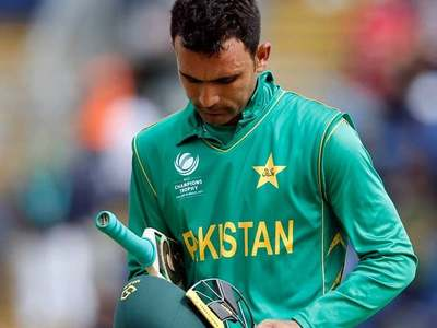 Fakhar admits his 'overconfidence' let him down
