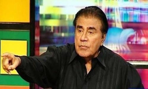 Legendary actor and TV host Tariq Aziz has died