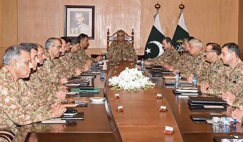Pak Army reiterates resolve to thwart nefarious Indian designs in Jammu Kashmir