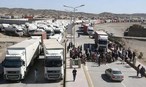 Pakistan reopens Taftan border for trade