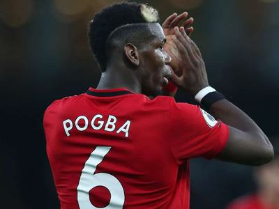 Schmeichel claims Pobga will stay at Manchester United