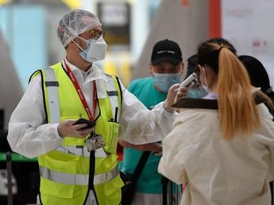Coronavirus cases exceed 2.5 million in Europe: AFP tally