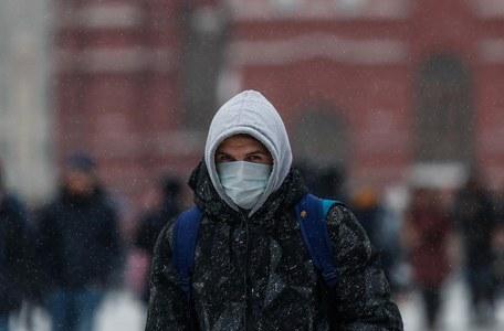 Russia reports 7,600 new coronavirus infections