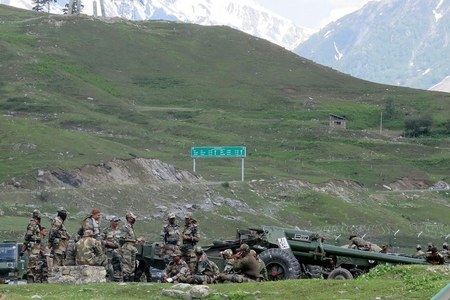 Indian, Chinese commanders hold parley on border, growing calls to boycott Chinese goods
