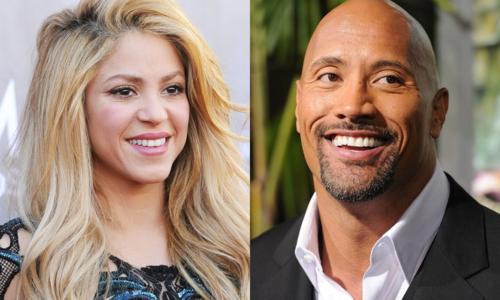 Shakira and Dwayne Johnson will highlight coronavirus equity concert
