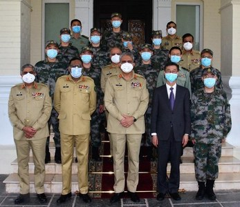 COAS appreciates China's support for supplying medical supplies to Pakistan