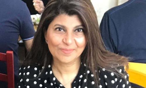 Rubina Ashraf beats Covid-19