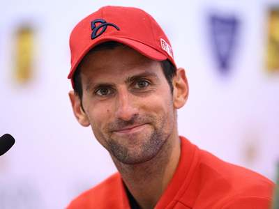 Djokovic tests positive for COVID-19, says 'extremely sorry' to others
