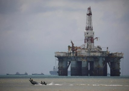 With contracts canceled and debts mounting, offshore oil drillers face another shakeout