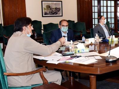 Sindh CM orders immediate cleaning of Karachi's drains as monsoon rain looms